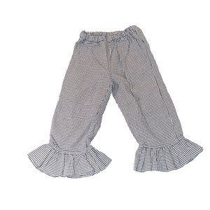 Other - Beehave Ruffle Houndstooth Pant